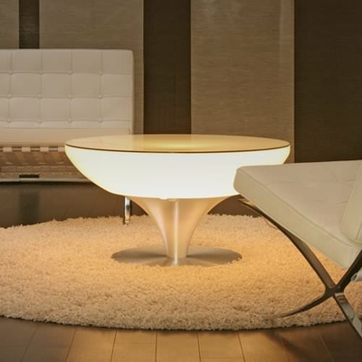 Table lumineuse led lounge 45 pro accu rvb