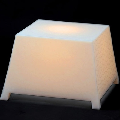 pouf lumineux led raffy int rieur ext rieur. Black Bedroom Furniture Sets. Home Design Ideas