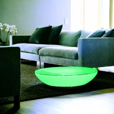 Table lumineuse led lounge variation pro rvb
