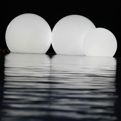Boule lumineuse led sans fil patio 40 cm