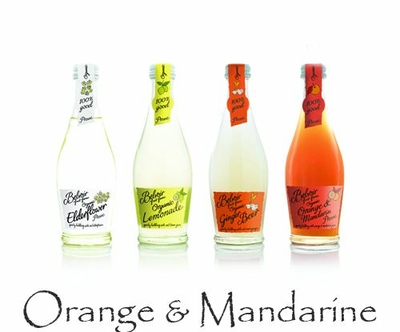 Belvoir orange & mandarine bio