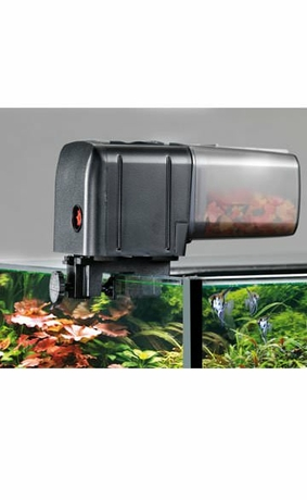 Eheim 3581 auto feeder distributeur automatique de for Distributeur de nourriture poisson rouge