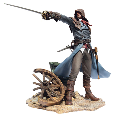 Statuette assassin´s creed unity arno the fearless assassin 24 cm
