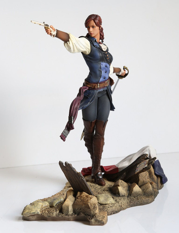 Statuette assassin´s creed unity elise the fiery templar 24 cm