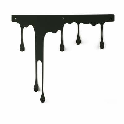 fabulous porte manteau mural drop xl noir with porte manteau mural fille. Black Bedroom Furniture Sets. Home Design Ideas