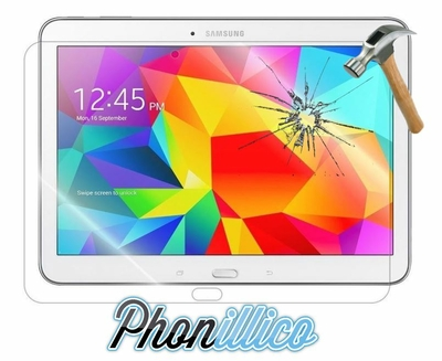 Film protection verre trempe pour galaxy tab 4 10.1