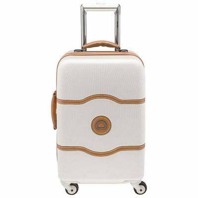Delsey chatelet - angora valise trolley cabine 4 roues 55 cm