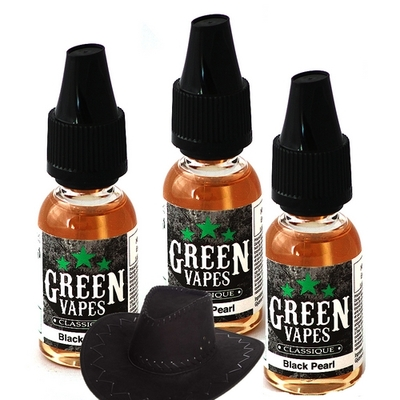 Greenvapes black pearl