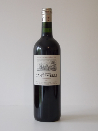 Ch. cantemerle 2009