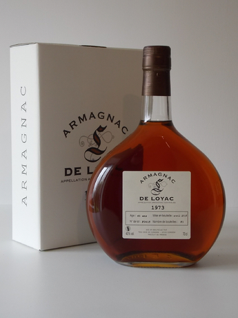 Armagnac de loyac 1973 70 cl