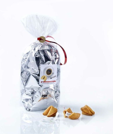 Positive cookies : Fortune cookies à messages - Bonheur